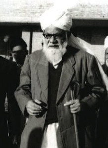 Hazrat Mirza Bashir Ahmad