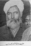 Hazrat Maulvi Sher Ali