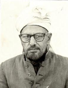 Hazrat Mirza Sharif Ahmad