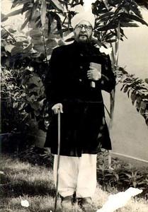 Dr. Abdus Salam's Father