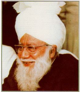 Hazrat  Hafiz Mirza Nasir Ahmad