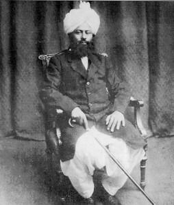 Hazrat Mirza Bashir-ud-Din Mahmood Ahmad