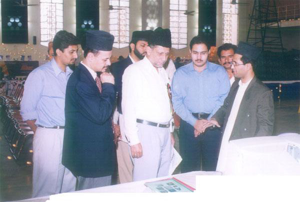 AACP Convention October 2001, Rabwah