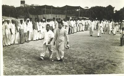 Khuddam Ijtema , Malir . Early 1960s