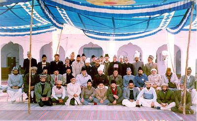 At Aqsa Mosque Qadian (1991)