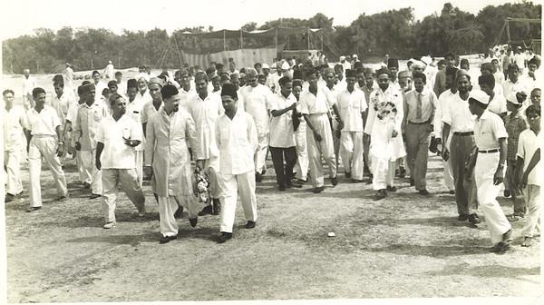 Khuddam Ijtema, Malir. Early 1960s