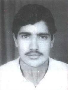 Chaudhry Iftakhar Ahmad martyed in Ghutaliyan, Punjab Pakistan