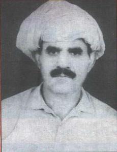 Chaudhry Ata Ullah martyred in Ghutaliyan, Punjab Pakistan