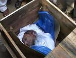 Shah Alam martyred October 31 2003 in Jessore, Bangladesh.