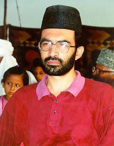 Sahibzada Mirza Ghulam Qadir (Rabwah) s/o Sahibzada Mirza Majeed Ahmad