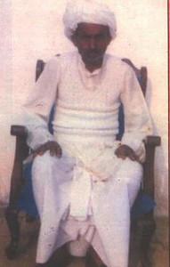 Chaudhry Ghulam Muhammad martyred in Ghutaliyan, Punjab Pakistan