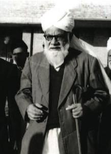 Hazrat Mirza Bashir Ahmad (s/o Hadhat Mirza Ghulam Ahmad Qadiani, The Promised Messiah)