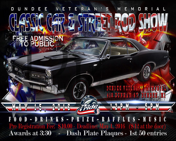 Veterans Car Show Flyer (2)