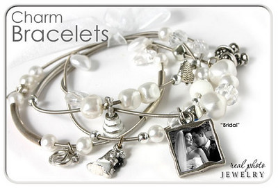 Charm Bracelet - Bridal  $35