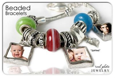 Beaded Bracelet - Spirited  $35