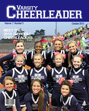 School Spirit-Cheerleaders, Poms,Dance Team Covers
