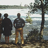 Sheila Mum & Gordon at Niagara Falls
