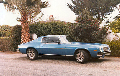 When moving to California in 1978 the used Camaro was the first car I bought