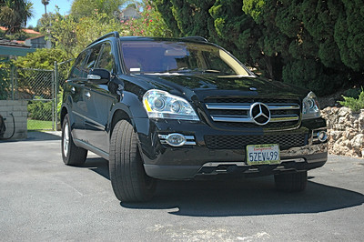 I leased a Mercedes GL450 2007-2008, Sadly had to let this go when I lost my job at Cosworths
