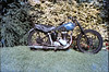 BSA Cll mid 50's era. this was the second bike I owned and again was used to blast around the fields