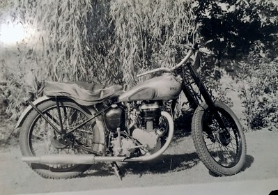 the C11 BSA when all stripped out and field worthy
