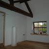 Upstairs Feed storage now become bedrooms