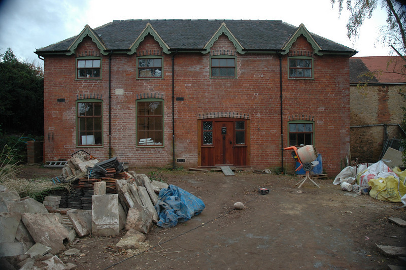 The Coach House becomes a Home