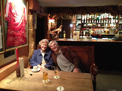 Mum & Dad at 89 years old.
