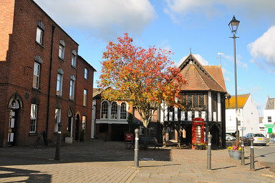 Newent Market place