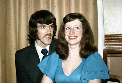 Ian and Anne 1974