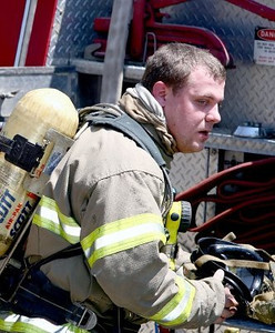 FIREFIGHTER/MEDIC CHRISTOPHER WHYNOT