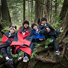 Tlingit Children Portrait
