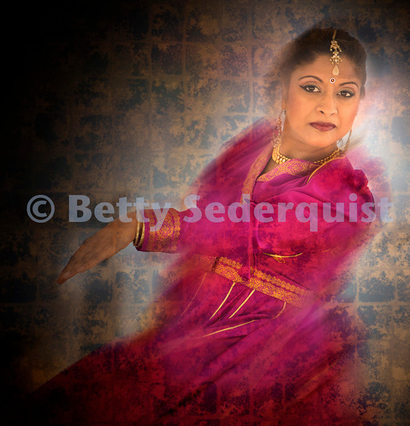 Special Effects and Dancer from India