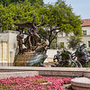 Littlefield Fountain of UT at Austin