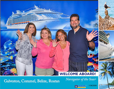 Welcome Aboard Navigator of the Seas May 24th, 2015