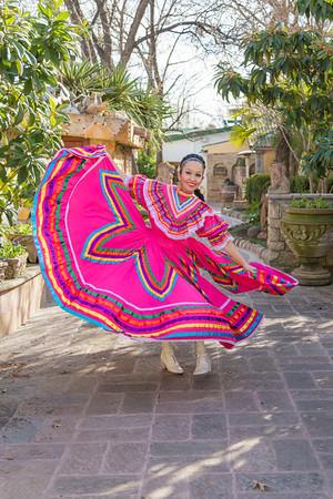 Taken at Joe T Garcia's for Lena Pope Home's Annual Fiesta de Oro Invite