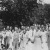 Family reunion with Sally Lewis and Joel Gallop, Dollie Rupard Lewis, Mildred Lewis and more