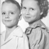 Not sure if this was taken before or after they moved from Dallas to FTW. Moved in 1949 at age 7 and 4.