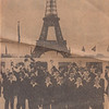 1959-08-10 TX Boys Choir, John L Clark, Eiffel Tower Paris, Ft W Star Telegram