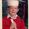 197x-xx-xx John Andrew Clark cap and gown (preschool k5?)