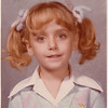197x-xx-xx Julie Ann Clark 4 5 yrs first school pic
