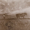 191x-xx-xx Simon H Stroh plowing 1