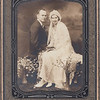 193x-xx-xx Ralph Edward and Millie H Stroh Valentine wedding photo