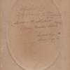1907-03-21 Simon H Stroh & Alice Feaser Stroh 1