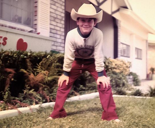 barefoot cowboy skip