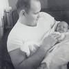 1963-12-28 Paul Valentine with Baby Debbi