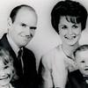 Paul, Judy Clark, Debbi and Paul Jr (Skip) Valentine