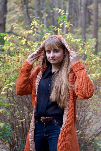 ornge in autumn