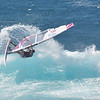 April 24, 2010 - More windsurfers at Ho'okipa Beach in Maui
