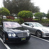 Some nice cars at the golf course
